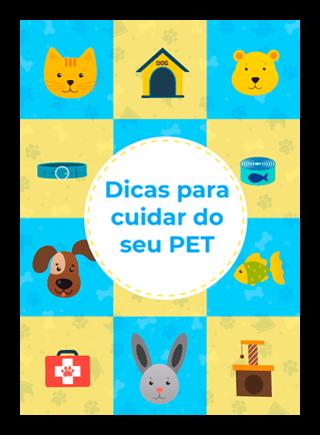 Capa Dicas para cuidar do seu PET