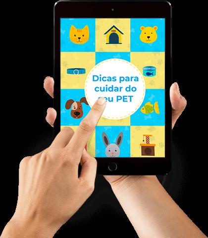 Tablet Dicas para cuidar do seu PET